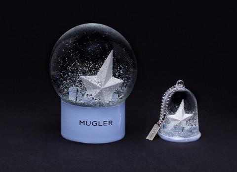 Fabrication sur-mesure de boule à neige résolument luxe