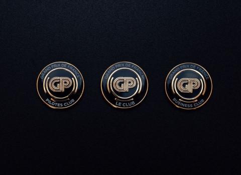 Pin's logo