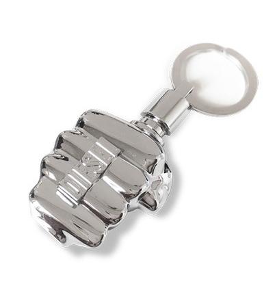 Porte-clés publicitaires en métal